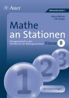 Mathe an Stationen Klasse 8