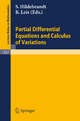 Partial Differential Equations and Calculus of Variations - Stefan Hildebrandt; Rolf Leis