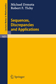 Sequences, Discrepancies and Applications - Michael Drmota; Robert F. Tichy