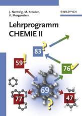 Lehrprogramm Chemie. II 8 Programme allgemeine Chemie, 17 Programme organische Chemie - Joachim Nentwig, Manfred Kreuder, Karl Morgenstern