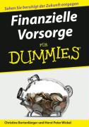 Finanzielle Vorsorge Fur Dummies (German Edition)