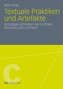 Krey, Björn: Textuale Praktiken und Artefakte