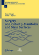 Surgery on Contact 3-Manifolds and Stein Surfaces - Burak Ozbagci; András Stipsicz