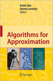 Algorithms for Approximation: Proceedings of the 5th International Conference, Chester, July 2005 - Armin Iske, Jeremy Levesley