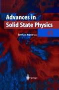 Advances in Solid State Physics 41
