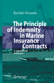 The Principle of Indemnity in Marine Insurance Contracts - Kyriaki Noussia