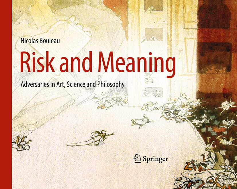Risk and Meaning als Buch von Nicolas Bouleau - Nicolas Bouleau