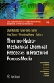 Thermo-Hydro-Mechanical-Chemical Processes in Porous Media - Olaf Kolditz; Uwe-Jens Görke; Hua Shao; Wenqing Wang