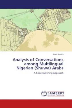 Analysis of Conversations among Multilingual Nigerian (Shuwa) Arabs: A Code switching Approach