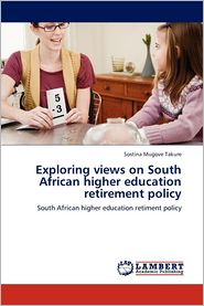 Exploring views on South African higher education retirement policy