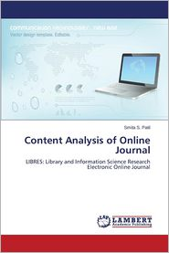 Content Analysis of Online Journal