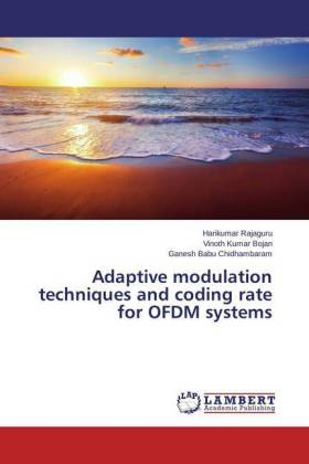 Adaptive modulation techniques and coding rate for OFDM systems