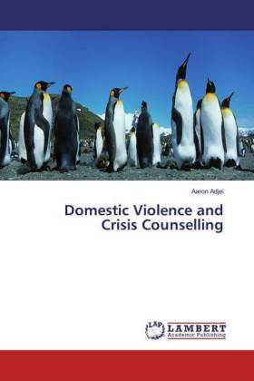 Domestic Violence and Crisis Counselling - Adjei, Aaron