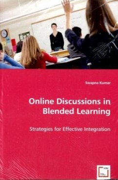 Online Discussions in Blended Learning - Kumar, Swapna