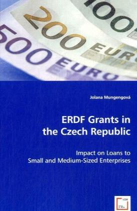 ERDF Grants in the Czech Republic - Impact on Loans to Small and Medium-Sized Enterprises - Mungenova, Jolana