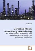 Marketing-Mix im Investitionsgütermarketing