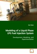 Modeling of a Liquid Phase LPG Fuel Injection System