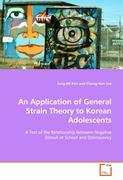 An Application of General Strain Theory to Korean Adolescents
