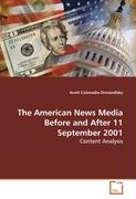 The American News Media Before and After 11 September 2001