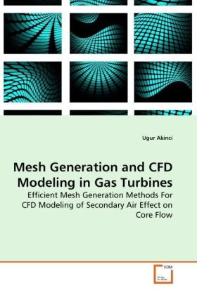Mesh Generation and CFD Modeling in Gas Turbines - Efficient Mesh Generation Methods For CFD Modeling of Secondary Air Effect on Core Flow - Akinci, Ugur