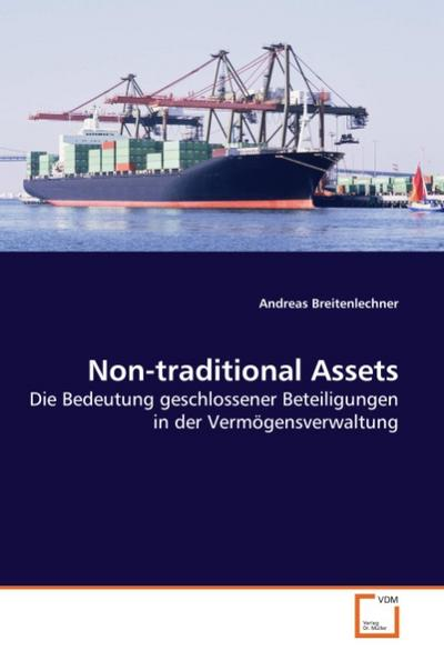 Non-traditional Assets - Andreas Breitenlechner