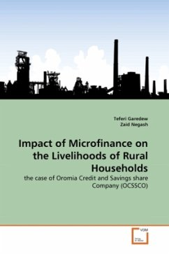Impact of Microfinance on the Livelihoods of Rural Households - Garedew, Teferi Negash, Zaid