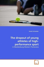 The dropout of young athletes of high-performance sport - André Schneider