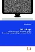 Matthes, Sonja: Doku-Soap