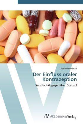 Der Einfluss oraler Kontrazeption - Sensitivität gegenüber Cortisol - Poetsch, Stefanie