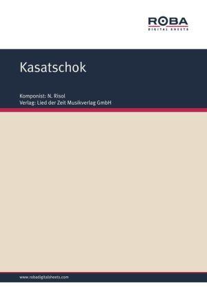 Kasatschok: Ukrainischer Volkstanz