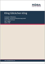 Kling Glöckchen kling - Single Songbook