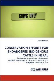Conservation Efforts For Endangered Indigenous Cattle In Nepal - Kumud Dhakal