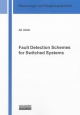 Fault Detection Schemes for Switched Systems - Ali Abdo