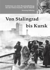 Von Stalingrad bis Kursk - Als der Osten brannte, Teil II, - 1942/43 - Henning Stühring