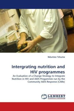 Intergrating nutrition and HIV programmes