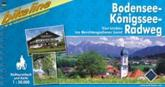 Bodensee - Konigssee Radweg Lindau Ins Berchtesgadener Land