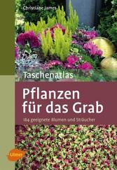 Taschenatlas Pflanzen für das Grab - 184 geeignete Blumen und Sträucher - Christiane James