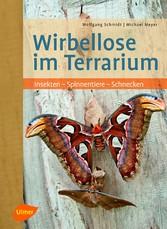 Wirbellose im Terrarium - Insekten - Spinnentiere - Schnecken - Wolfgang Schmidt, Dr. Michael Meyer