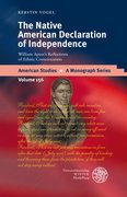 Vogel, Kerstin: The Native American Declaration of Independence