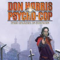Don Harris - Psycho Cop: Dark, Jason, Folge.7 : Drei Gräber in Sibirien, 1 Audio-CD