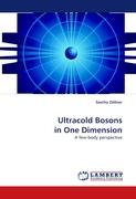Ultracold Bosons in One Dimension: A few-body perspective