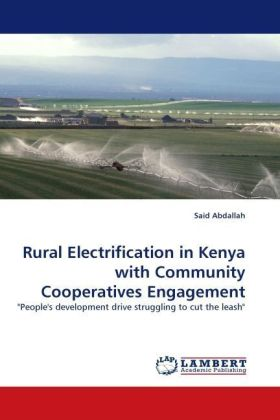 Rural Electrification in Kenya with Community Cooperatives Engagement -