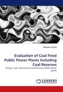 Evaluation of Coal Fired Public Power Plants Including Coal Reserves