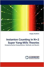 Instanton Counting in N=2 Super Yang-Mills Theories - Sergey Shadchin