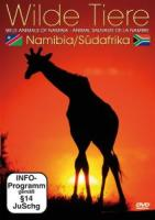 Wilde Tiere In Namibia