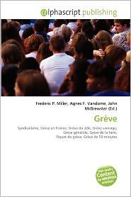 Gr Ve - Frederic P. Miller (Editor), Agnes F. Vandome (Editor), John McBrewster (Editor)