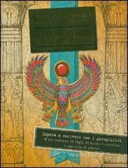 Egittologia. Kit di scittura per egittologi - Sands Emily