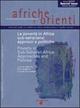 Afriche e Orienti (2009). Vol. 2: La povertà in Africa sub-sahariana: approcci e politiche.