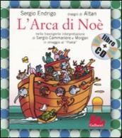 L'arca di Noè. Ediz. illustrata. Con CD Audio