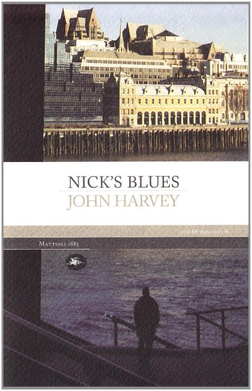 Nick's blues - Harvey John